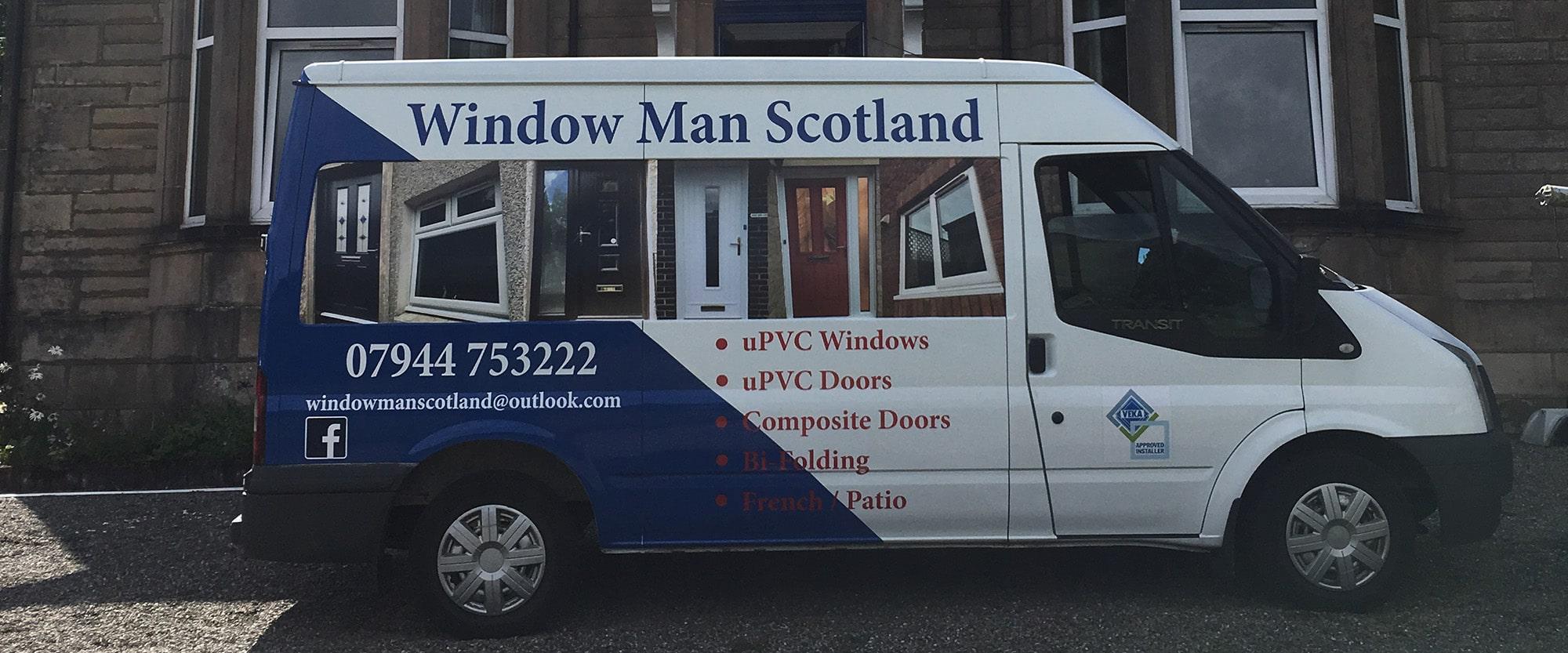 Windowman Scotland