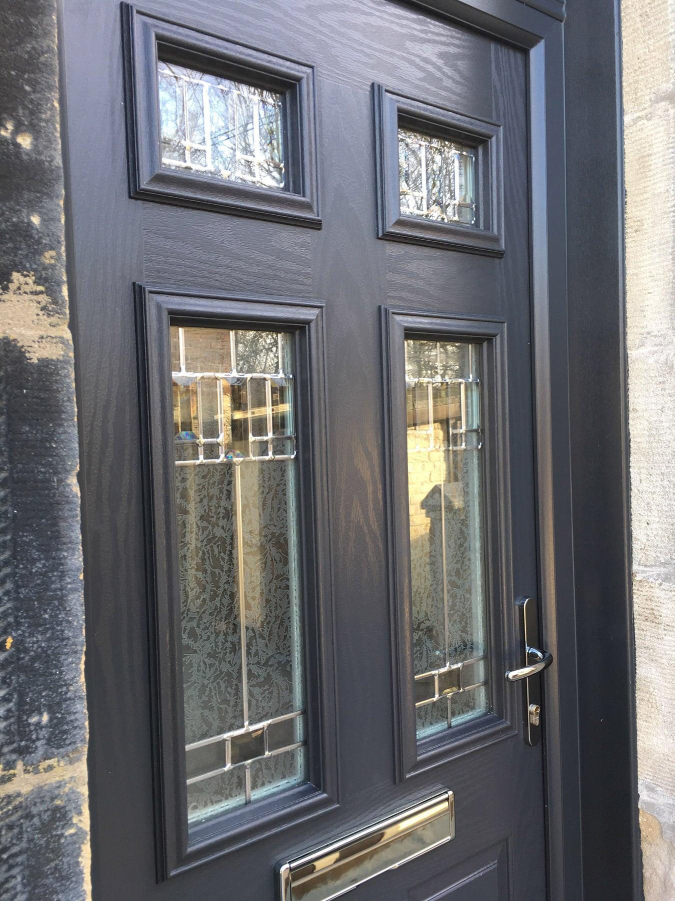 Traditional Design Front Door